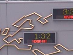 フランクフルトの時間