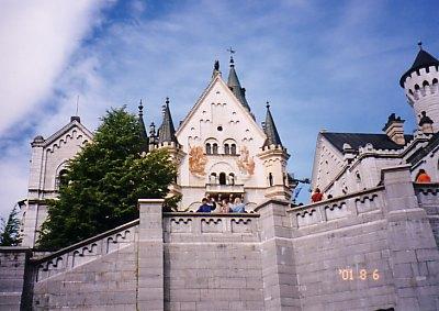 ノイシュバンシュタイン城