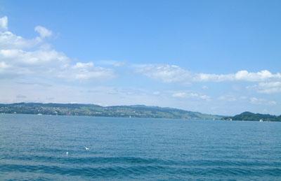 フィーアヴァルトシュテッテ湖