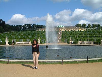 サンスーシ宮殿の画像 p1_2