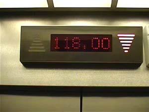 展望台エレベーター