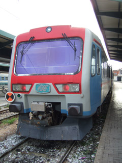 Farrovie SUD-EST線