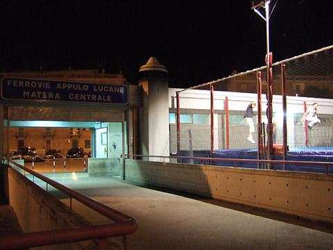 MATERA駅