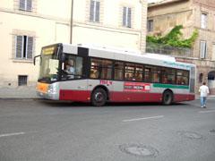シエナ路線バス