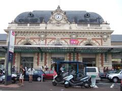 ニース・ヴィル駅
