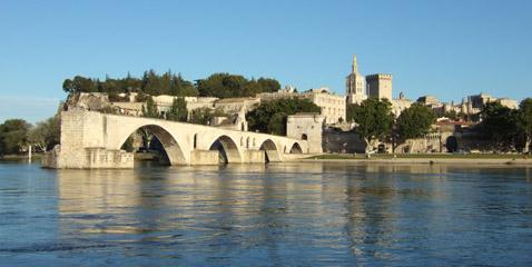 アヴィニョン橋