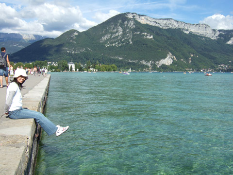 Lac d'Anncey
