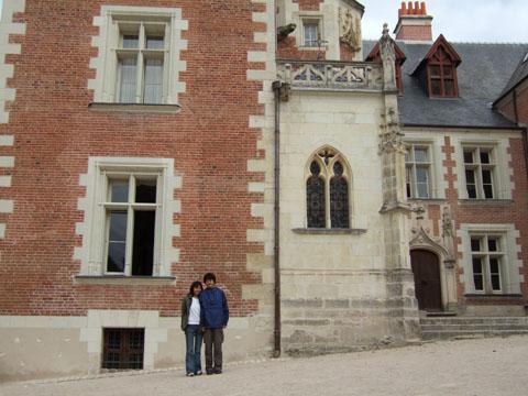 レオナルド・ダ・ヴィンチが晩年を過ごし、そして没した場所