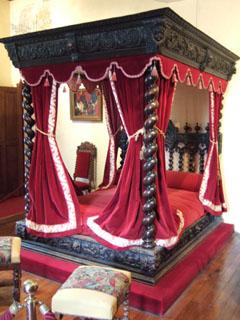 ダヴィンチのベッド