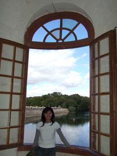 ギャラリーの窓