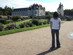 ディアンヌの見たシュノンソー城