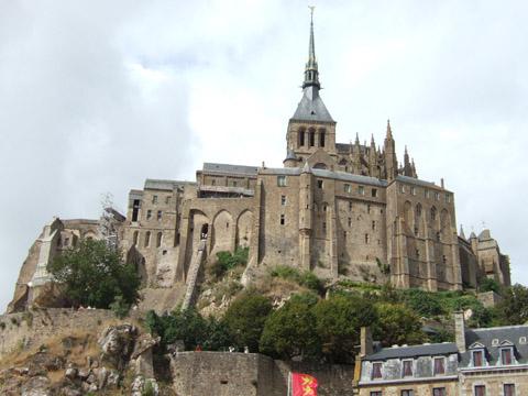モンサンミシェル修道院
