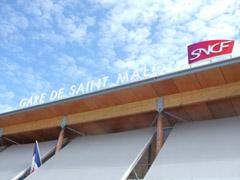 St Malo駅