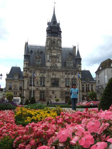 コンピエーニュ市庁舎