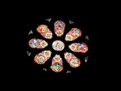 カテドラルの円窓