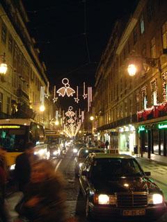 リスボンの夜