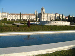 ジェロニモス修道院