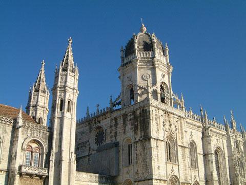 あまりにも美しいジェロニモス修道院