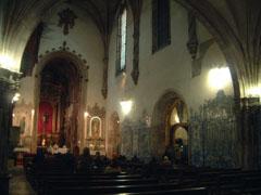 サンタ・クルス修道院