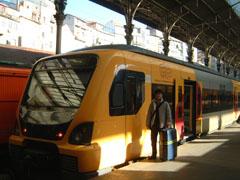 サン・ベント駅