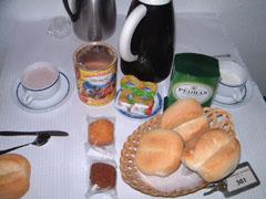 パウリスタの朝食