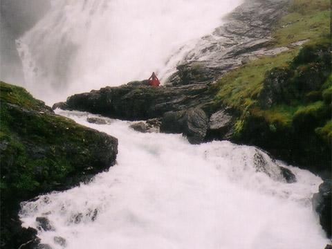 ヒョース滝