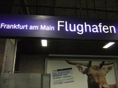 Flughafen-Regional