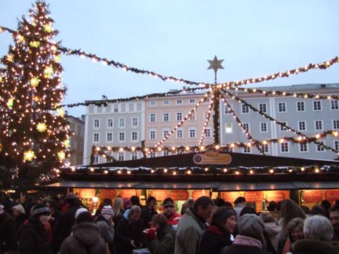 レジデンツ広場